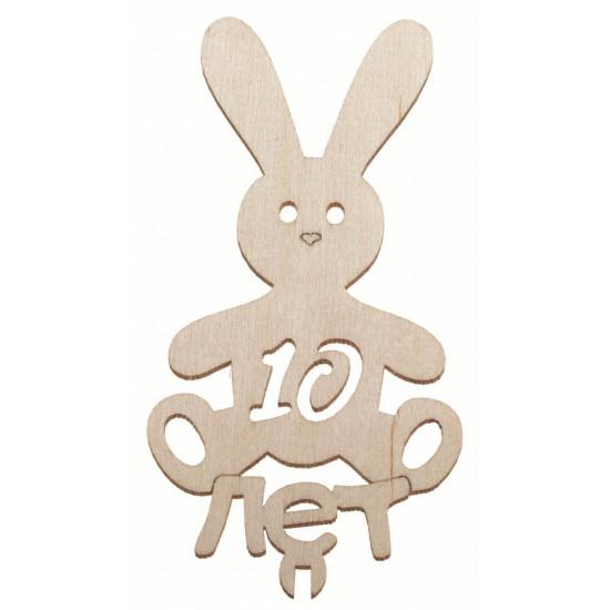 Заяц 10 лет