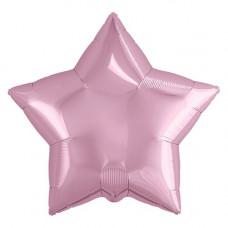 Шар Agura Звезда Розовый (19д. 48см. 25шт)